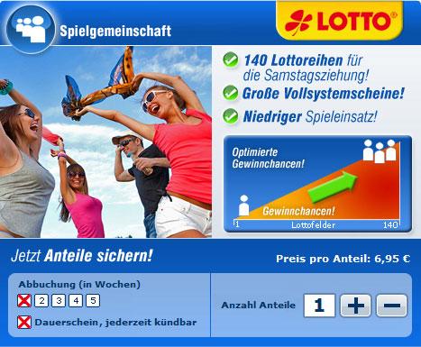 lottobay Spielgemeinschaft