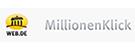 Web.de Millionenklick